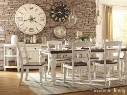 diy dining furnishing farmhouse chic u2013 ashley furniture homestore