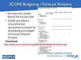 100 simple financial forecast template excel forecast