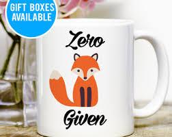 oh for fox sake mug fox sake cups fox tumbler insulated coffee