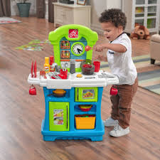 Kitchen Sets For Kids Step 2 Step2 Little Cooks Kitchen 21 Piece Accessory Set Includes Dishes