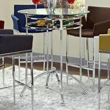modern bar table w wine rack coaster furniture furniturepick