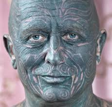 9 unbelievable face tattoos