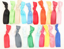 ribbon hair ties hair tie grab bag 15 hair band gift set emi like