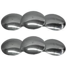 Large Sconces Wall Two Large Italian Sconces Ceiling Fixtures By Reggiani