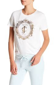 juicy couture framed cameo tee nordstrom rack