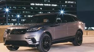 2018 range rover velar drivers u0027 notes don u0027t worry we u0027re in no