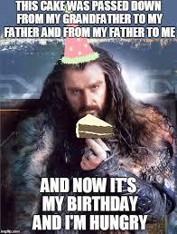 The Hobbit Meme - thorin imgflip