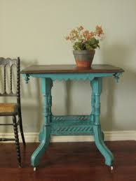 teal accent table european paint finishes teal accent table