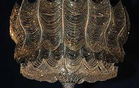 diamond chandelier solange azagury partridge gold and diamond chandelier wows all at