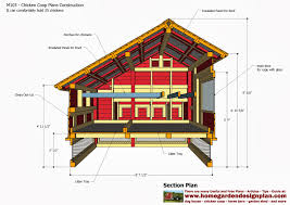 home garden plans m103 chicken coop plans construction