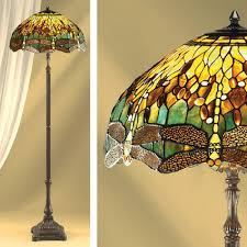 stained glass l shades only impressive tiffany floor l shade 7 250px wiki daffodil low