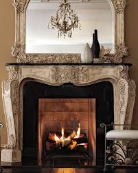 Fireplace Mantels Images by Ambella