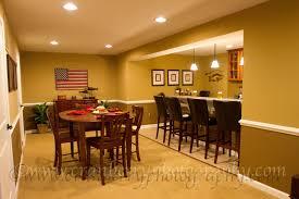 basement bar lighting
