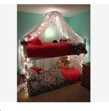 Bunk Bed Canopy Light Up Bunk Bed Canopy On The Hunt