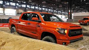 toyota makes 2014 toyota tundra makes video debut autoevolution