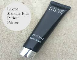 beautiful ls online india lakme absolute blur perfect primer review swatches price