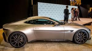 Aston Martin Db10 James Bond S Car From Spectre 2015 Aston Martin Db10 James Bond Spectre Car Side Hd