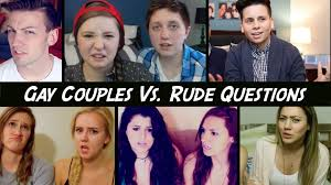 Gay Couples React to Rude  Invasive Questions  Part      YouTube YouTube