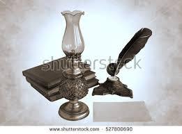 Quill Desk Lamp