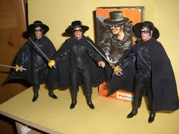 zorro halloween mego of the week the mark of zorro mego museum