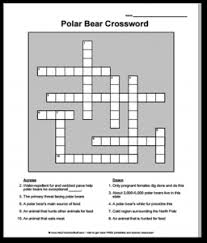 polar bear word puzzles a to z teacher stuff printable pages and
