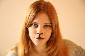 halloween cat makeup with eyeliner images