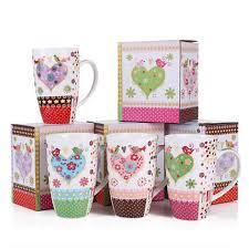 aliexpress com buy top grade large ceramic christmas mugs 470ml