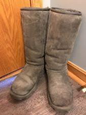 womens sheepskin boots size 11 ugg australia s pull on size 11 ebay