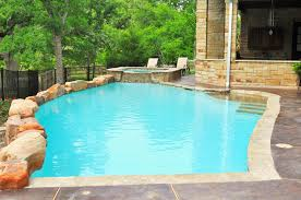bryan college station custom pool design photos brazos valley