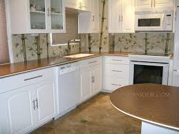 painted tiles for kitchen backsplash kitchen backsplashes tile trends now coastal living