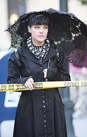 Abby Sciuto Halloween Costume Stripy Tights Dark Delights Goth Spotting Abby Sciuto Ncis