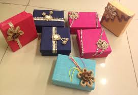 wedding gift box ideas ideas for wedding return gifts imbusy for