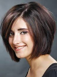 best hair to use for a bob 25 best thick coarse hair ideas on choppy layered