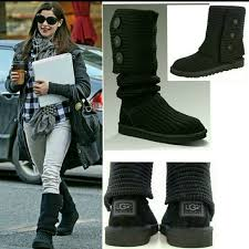 s ugg cardy boots 46 ugg shoes ugg australia cardy knit boots from