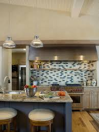 blue kitchen color schemes free warm atmosphere of country