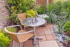 Patio Pictures And Garden Design Ideas Attractive Tiny Patio Garden Ideas Small Patio Garden With Water