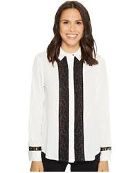 ivanka blouse amazing deal ivanka collared button blouse ivory