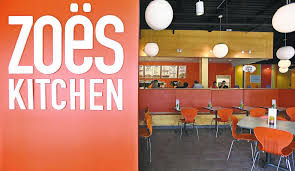 fresh healthy food separates zoes kitchen from the mainstream