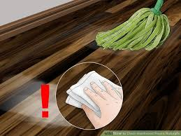 Cleaning Hardwood Floors Naturally 3 Ways To Clean Hardwood Floors Naturally Wikihow