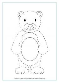 teddy bear printables
