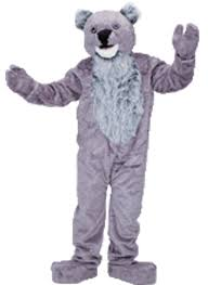 Koala Halloween Costume Koala Bear Feet U0026 Halloween Costumes Costume Cauldron