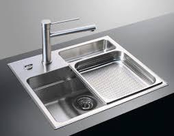 Kitchen Sink Tray Waterstation Cubic 600 Kitchen Sink From Rieber The Sliding Sink