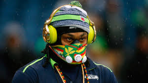 unique masks the story marshawn lynch s unique high altitude mask