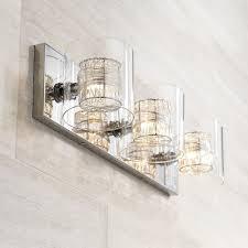 48 Bathroom Light Fixture Bathroom Vanity Lighting 48 Inch Bathroom Light Fixture 4 Light