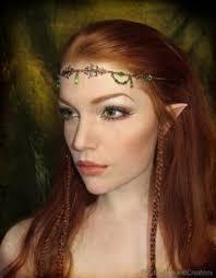 elf halloween costume diy elf ears arwen evenstar circlet