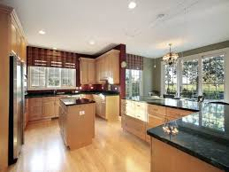 kitchens suprising kitchen cabinet colors for knotty pine