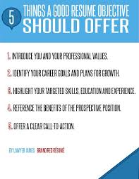Job Objective In Resume by Die Besten 20 Good Resume Objectives Ideen Auf Pinterest