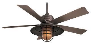 ceiling fan design rainman outdoor canopy bracket cage industrial