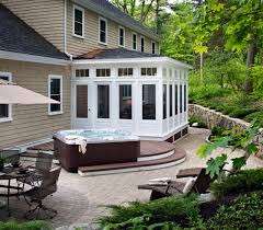 Deck And Patio Combination Pictures by Ohhh La La Archadeck Outdoor Living