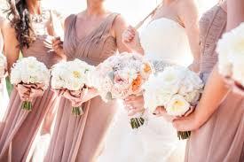taupe bridesmaids dresses elizabeth anne designs the wedding blog